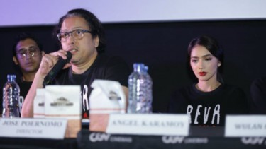 Angel Karamoy dan Jose Purnomo