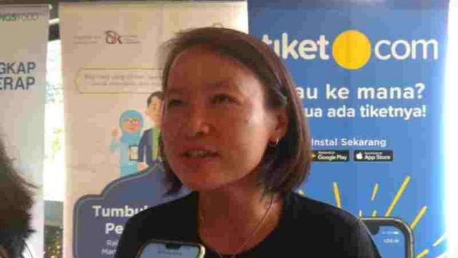 Atlet amatir triathlon asal Indonesia, Inge Prasetyo