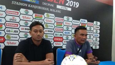 Pelatih Persita Tangerang, Wiganda Saputra