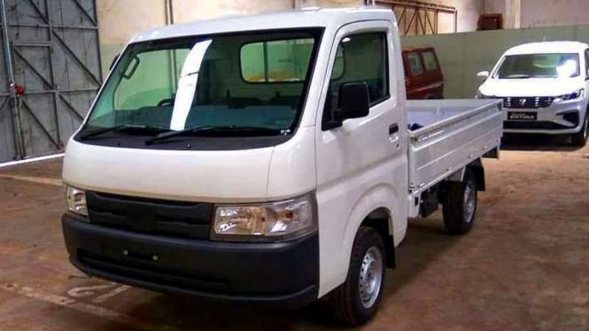 Bocoran Suzuki Carry baru.