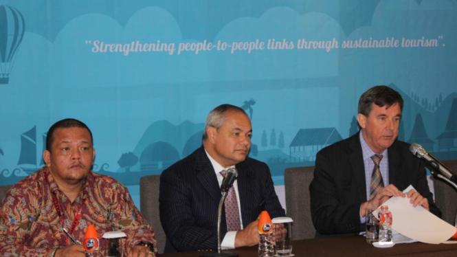 Forum Pariwisata Australia - Indonesia Timur di Makassar