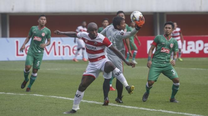 Madura United vs PSS Sleman Piala Presiden 2019