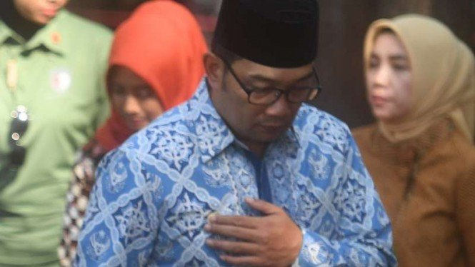 Terdakwa Suap Proyek Meikarta Sebut Nama Ridwan Kamil