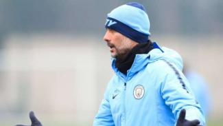 Manajer Manchester City, Pep Guardiola