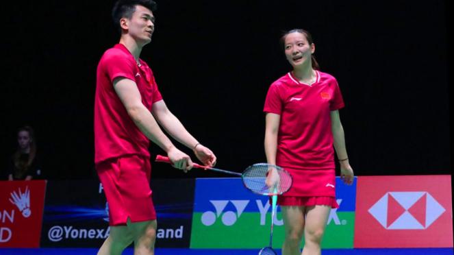 Zheng Siwei & Huang Yaqiong