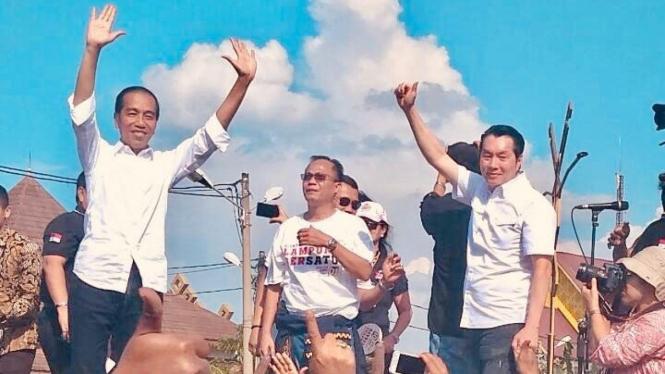 Kampanye Capres Jokowi