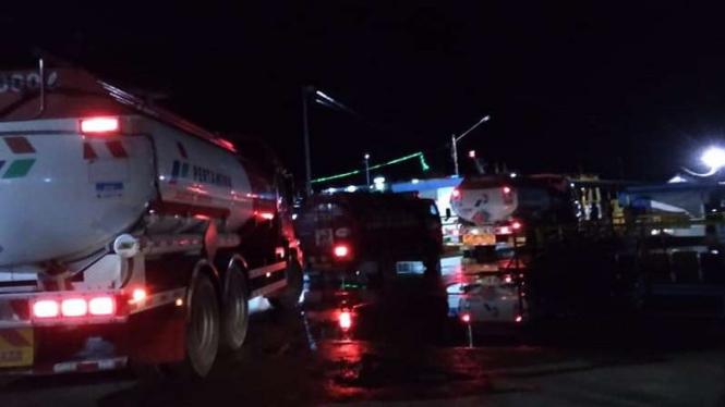 Pasokan BBM di Manggarai Barat NTT didatangkan dari Bima NTB
