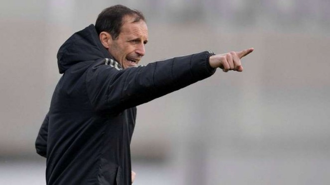 Eks Pelatih Juventus, Massimiliano Allegri