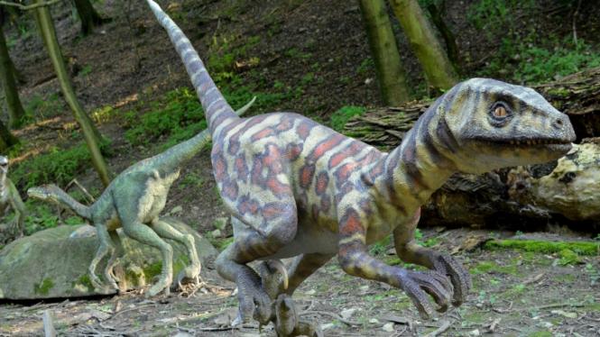 Ilustrasi Dinosaurus