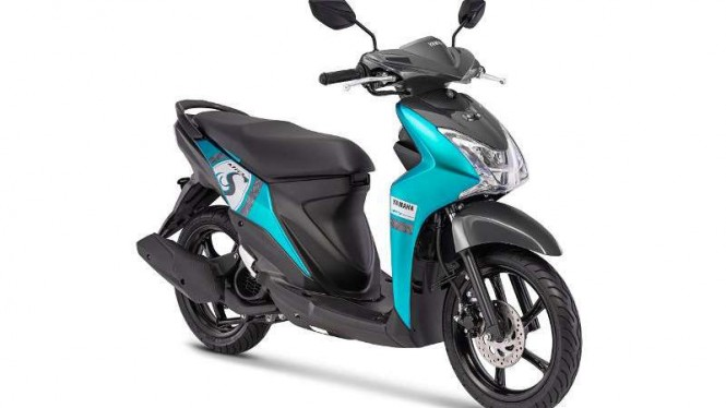 Yamaha Mio S edisi 2019