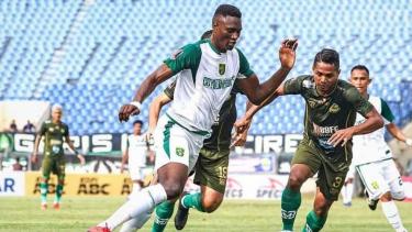 Duel Tira Persikabo vs Persebaya di Piala Presiden 2019.