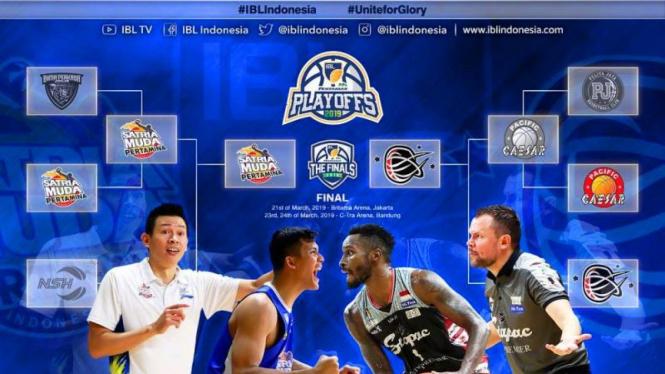 Laga Final IBL 2018-2019, Satria Muda vs Stapac Jakarta