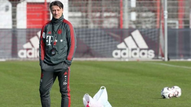 Pelatih Bayern Munich, Niko Kovac