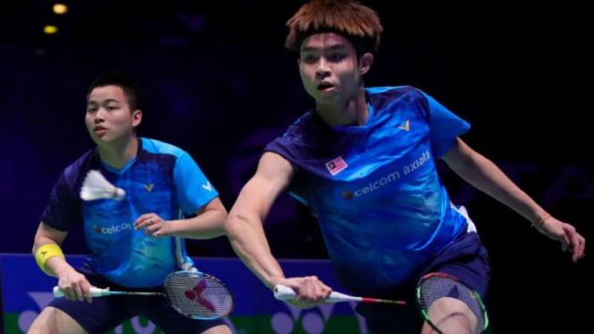 Aaron Chia/Soh Wooi Yik