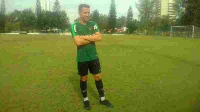Pemain Timnas Indonesia U-23, Egy Maulana Vikri.