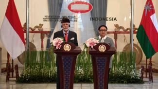 Ilustrasi kerjasama bilateral: Kerjasama Bilateral Indonesia-Oman