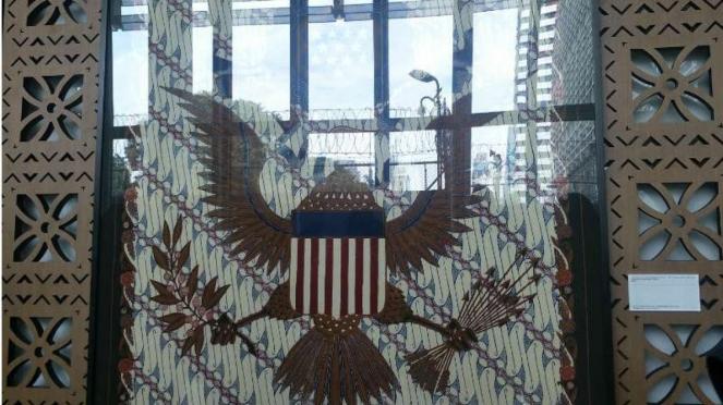 Kedubes RI di Jakarta