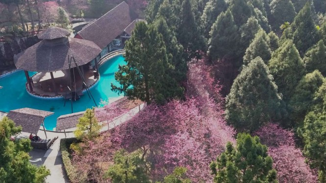Formosan Aboriginal Culture Village, salah satu tempat wisata Taiwan