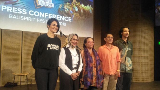 Konferensi Bali Spirit Festival 2019