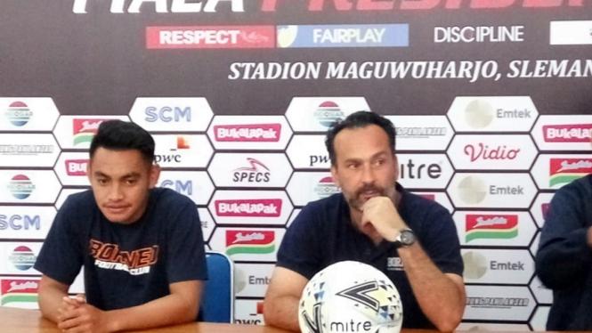 Pelatih Borneo FC, Fabio Lopez