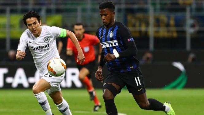 Pertandingan Inter Milan vs Eintracht Frankfurt