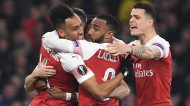 Pertandingan Arsenal vs Rennes