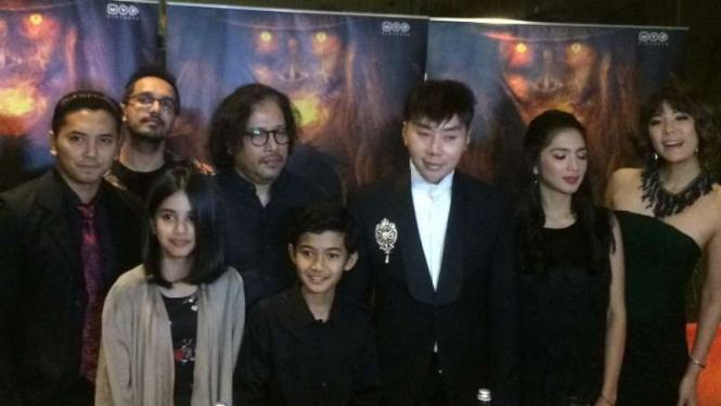 Para pemeran film Roy Kiyoshi The Untold Story