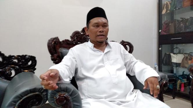 Muhammad Romli alias Gus Romli, pemimpin Pesantren Miftahul Falahil Mubtadiin di Kasembon, Kabupaten Malang, Jawa Timur
