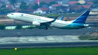 Garuda Indonesia/Ilustrasi