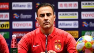 Pelatih Timnas China, Fabio Cannavaro