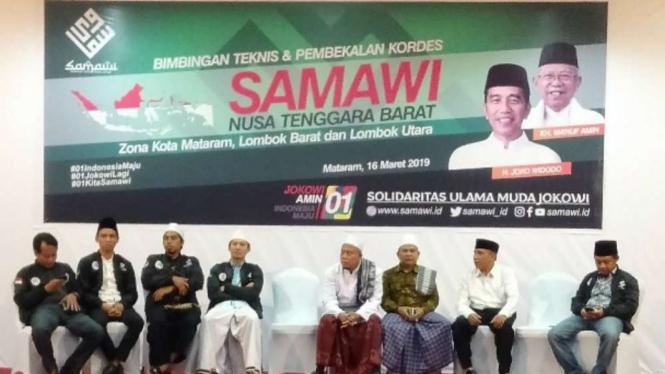 Relawan Jokowi akan gelar salat gaib untuk korban penembakan di Selandia Baru.