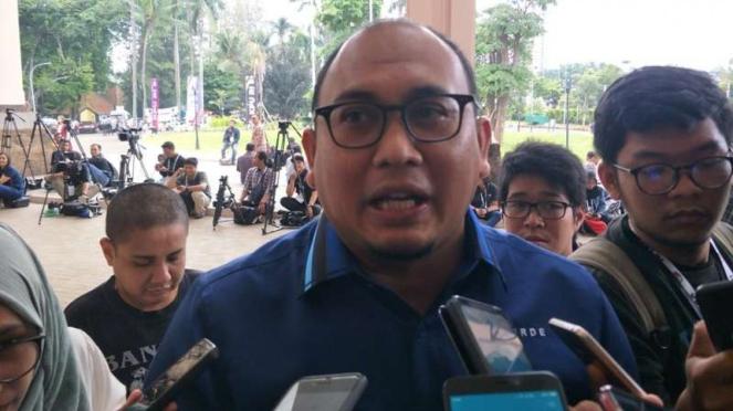 Juru Bicara Badan Pemenangan Nasional (BPN) Prabowo-Sandi, Andre Rosiade