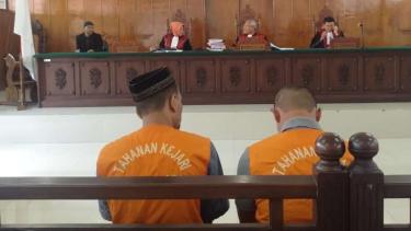 Terdakwa penyelundup sabu seberat 50 kilogram di vonis hukuman mati.