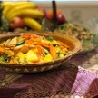 Festival kuliner tema Flavours of Indonesia: The Kingdom of Spices.