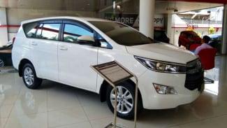 Ilustrasi diler mobil Toyota