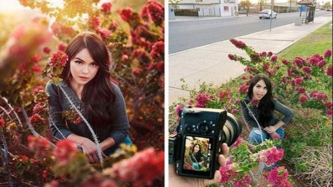 44 Gambar Hasil Fotografi Keren Gratis Terbaru