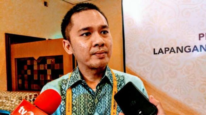 CEO dan Dirut PT Energi Mega Persada Tbk, Syailendra Bakrie