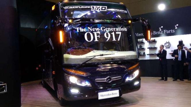 Bus Mercedes-Benz OF 917 baru