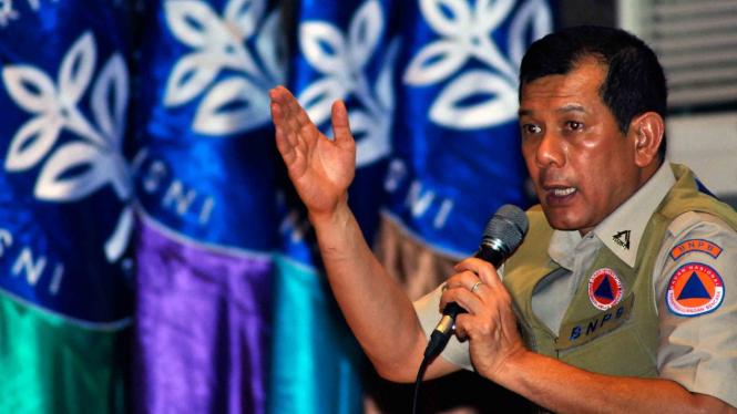 Ketua Gugus Tugas Percepatan Penanganan COVID-19, TNI Doni Monardo