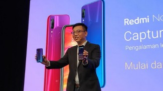 Peluncuran Redmi Note 7 di Indonesia