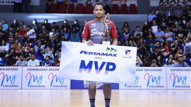 Small Forward Stapac Jakarta, Kaleb Ramot Gemilang