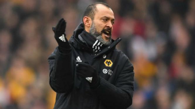 Pelatih Wolverhampton Wanderers, Nuno Espirito Santo