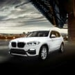 New BMW X3 sDrive20i
