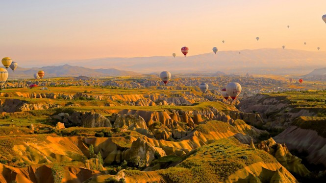 Wisata Turki.