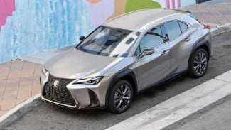 The Newest Lexus UX series.