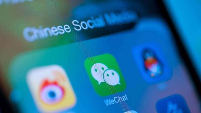 WeChat.