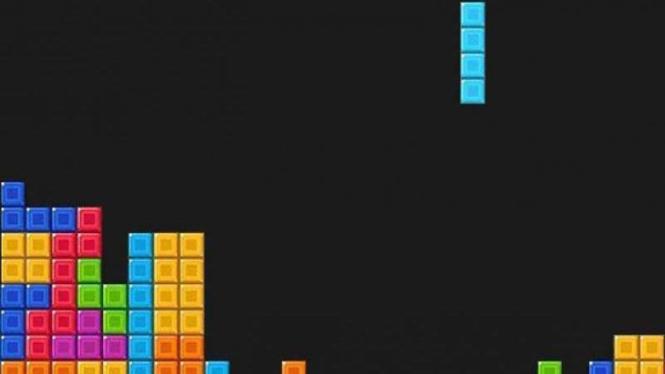 Game Tetris.