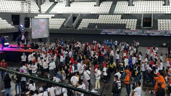 Deklarasi alumni PTS Jabodetabek dukung Jokowi sepi peminat