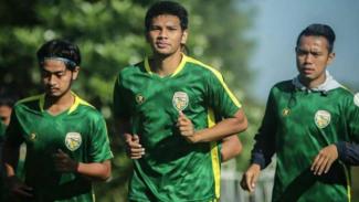 Para pemain Bogor FC.