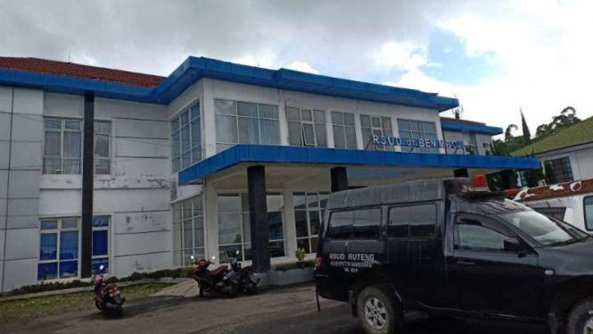 Rumah Sakit Umum Dr Ben Mboi Ruteng, Manggarai, Nusa Tenggara Timur (NTT)